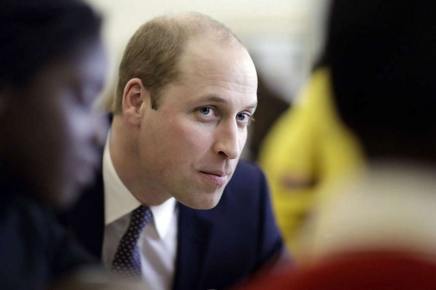 Prince William (above) is to give up his job as an air ambulance helicopter pilot.
