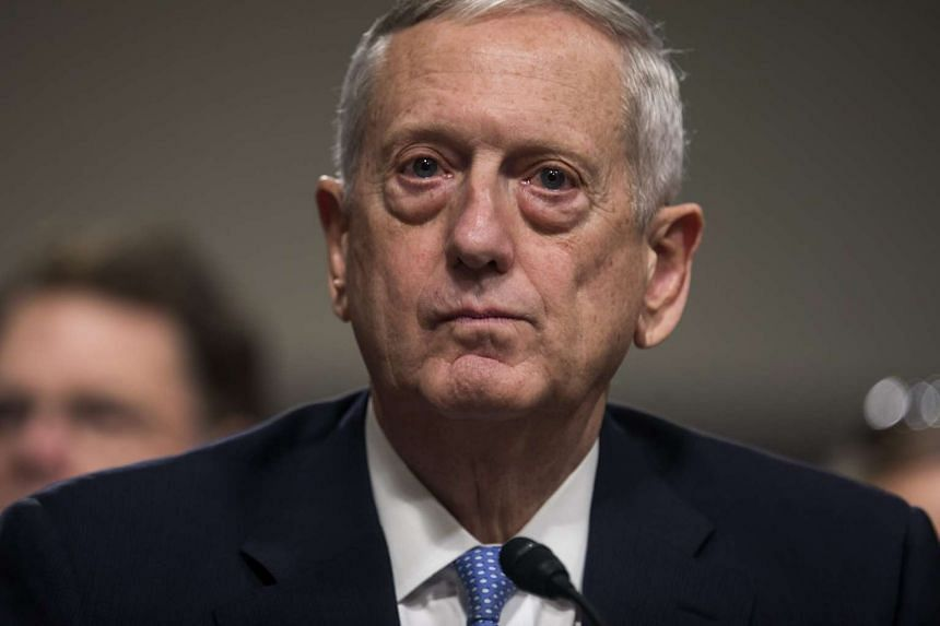 The Senate voting overwhelmingly to approve retired Marine General James Mattis as Secretary of Defence.