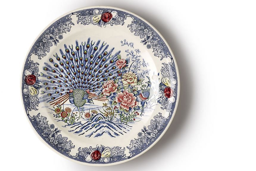 Maruzen 16-inch serving plate