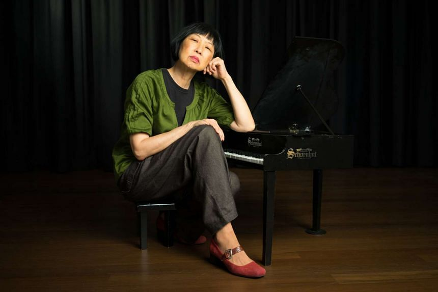 Margaret Leng Tan, doyenne of the toy piano, was one of the recipients of the Cultural Medallion 2015.