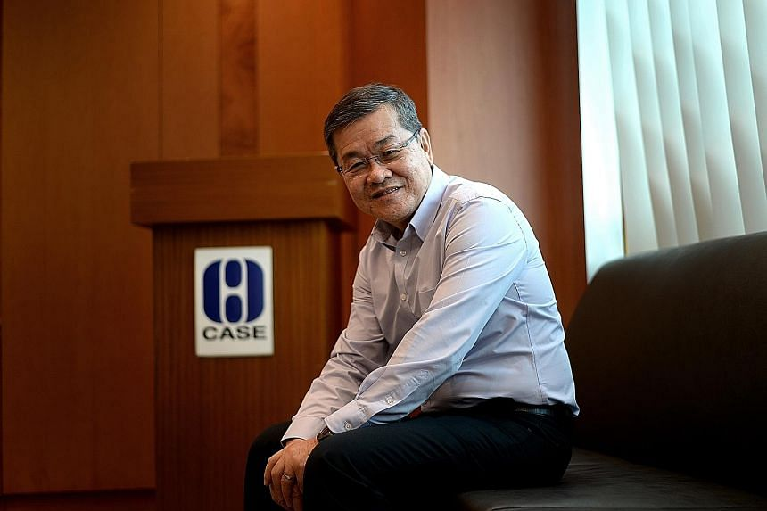 Case's former executive director Seah Seng Choon oversaw the passing of consumer protection laws in 2004 and falling consumer complaints in his 15-year stint. In his new role of adviser, he will continue to push for fair treatment of consumers behind