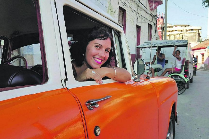 There's a friendly face everywhere you look in Cuba.