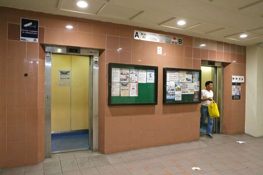 All town councils must set aside a minimum of 14 per cent of their income in a dedicated Lift Replacement Fund from April 1.