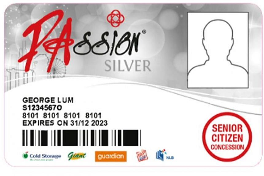 The new PAssion Silver Concession Card, which combines the benefits of the Senior Citizen Concession Card and PAssion ez-link card, aims to help seniors stay active and remain involved in the community.