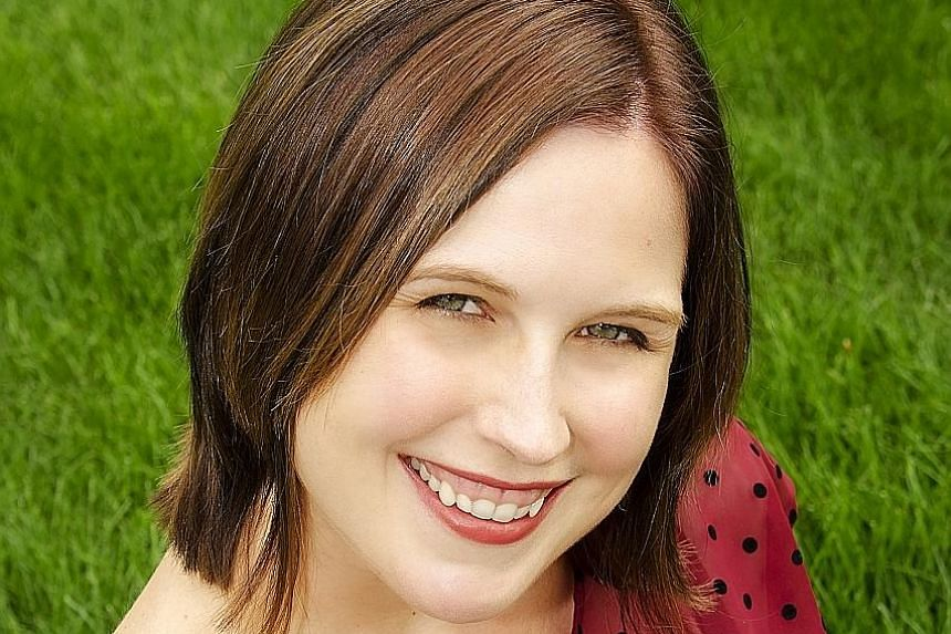 Marissa Meyer (above) wants readers to sympathise with the Queen of Hearts in her new novel, Heartless, which tells the backstory of the Alice In Wonderland monarch.