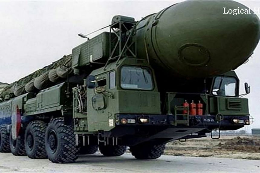 The Dongfeng-41 is reportedly a nuclear road-mobile missile thought to have a payload of 10-12 warheads and a range of 14,000km.