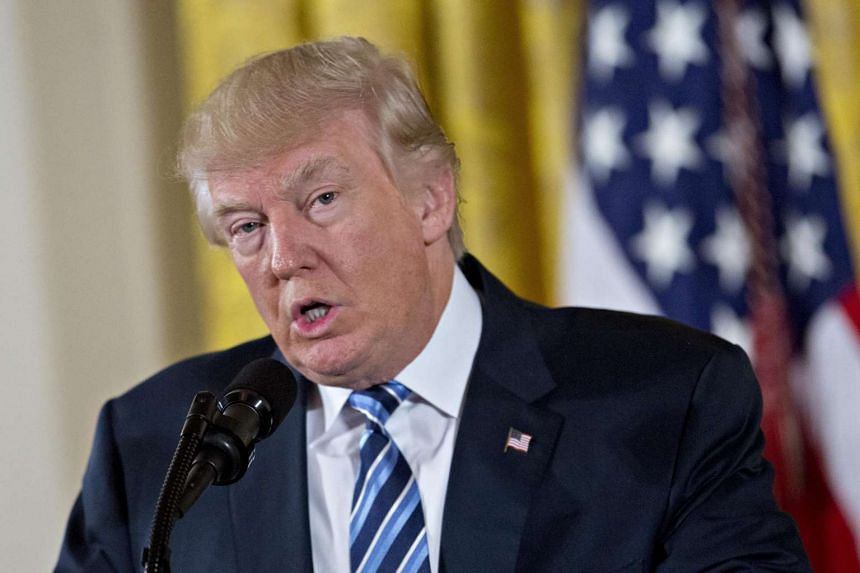 US President Donald Trump started a meeting on Tuesday with the chief executives of the big three US vehicle makers as he looks to persuade car manufacturers to keep production within the country.