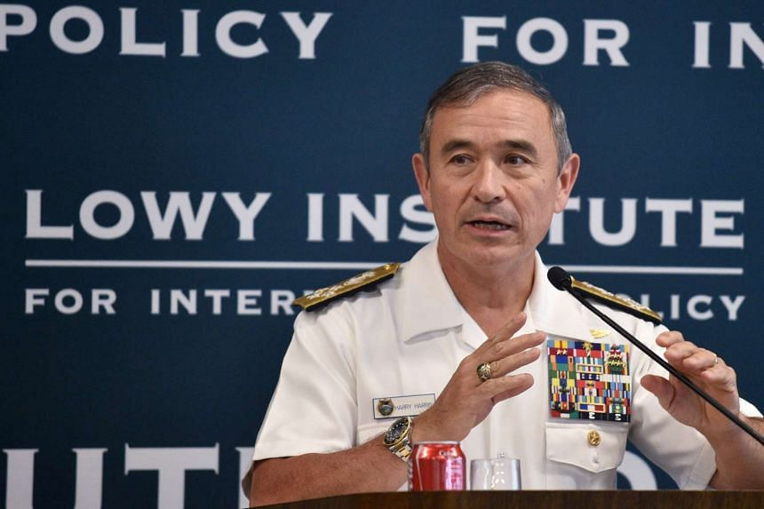 Admiral Harry Harris, head of the US Pacific Command, is set to open Cobra Gold on Feb 14.