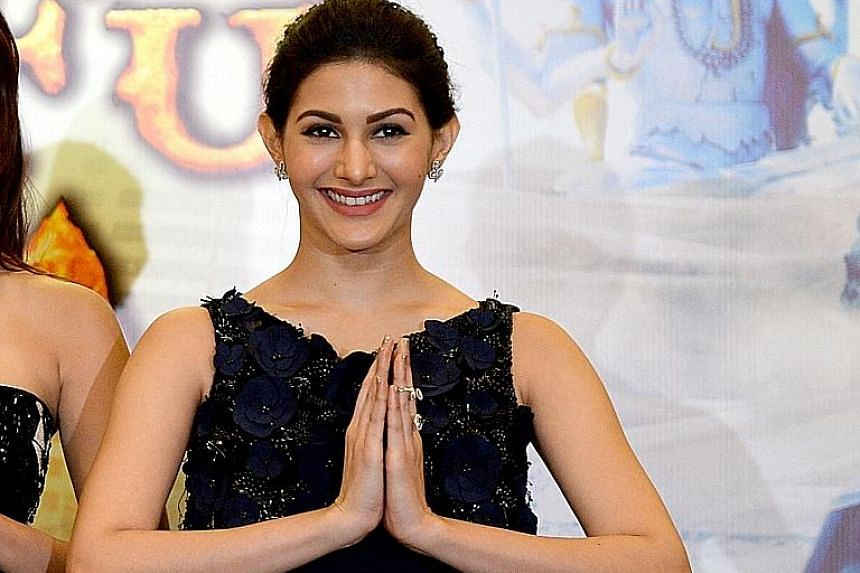Amyra Dastur.