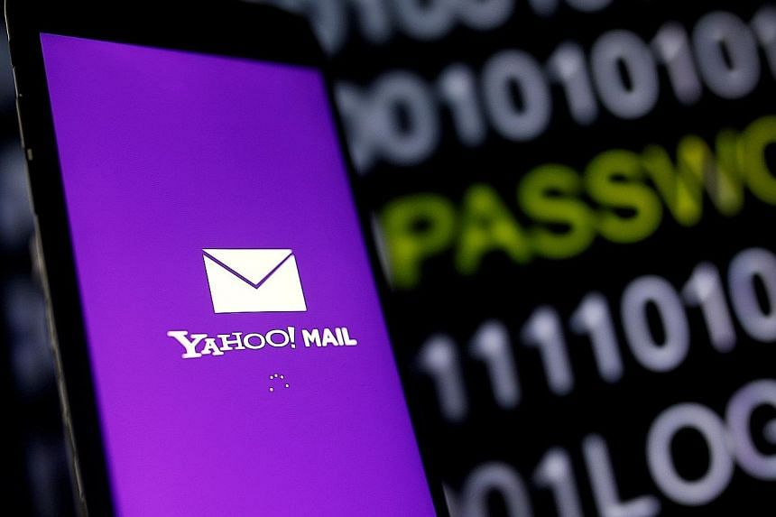 Yahoo said in September last year that hackers in 2014 stole personal data from more than 500 million accounts. It also revealed another cyber attack in December, this one dating from 2013, hitting more than a billion users.