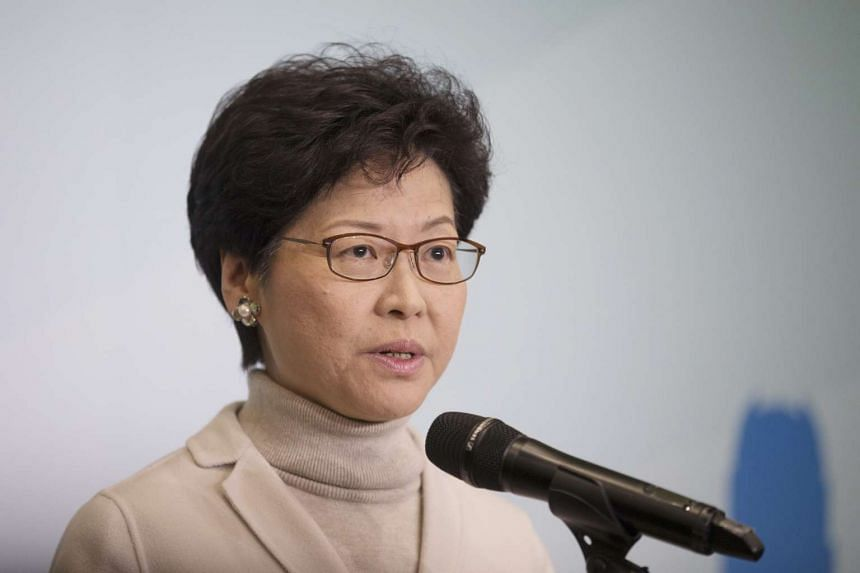 Hong Kong's former Chief Secretary Carrie Lam testified in a high-profile corruption trial on Thursday (Jan 26).