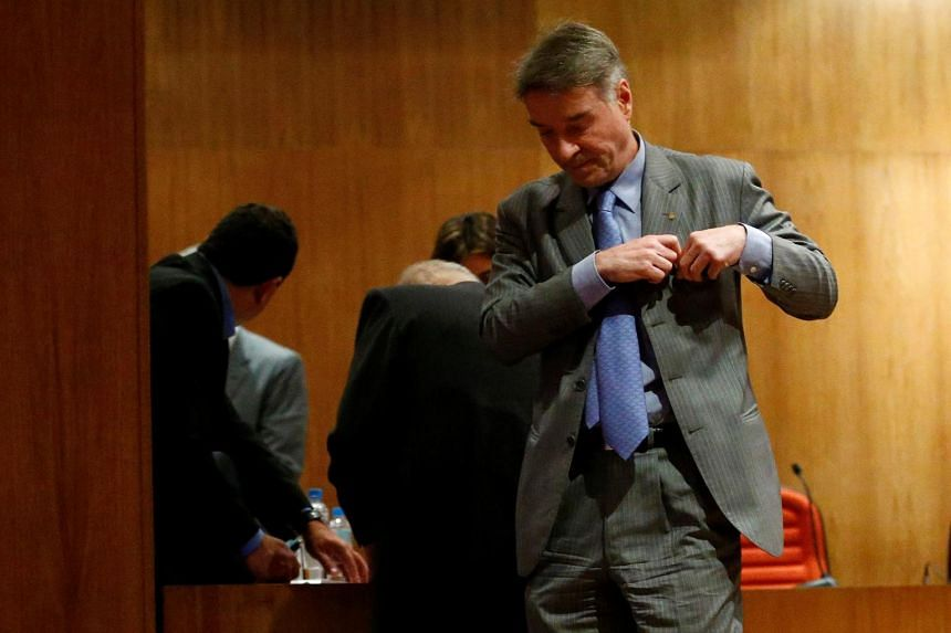 Brazilian police and federal prosecutors on Thursday (Jan 26) issued a detention order against former billionaire Eike Batista.