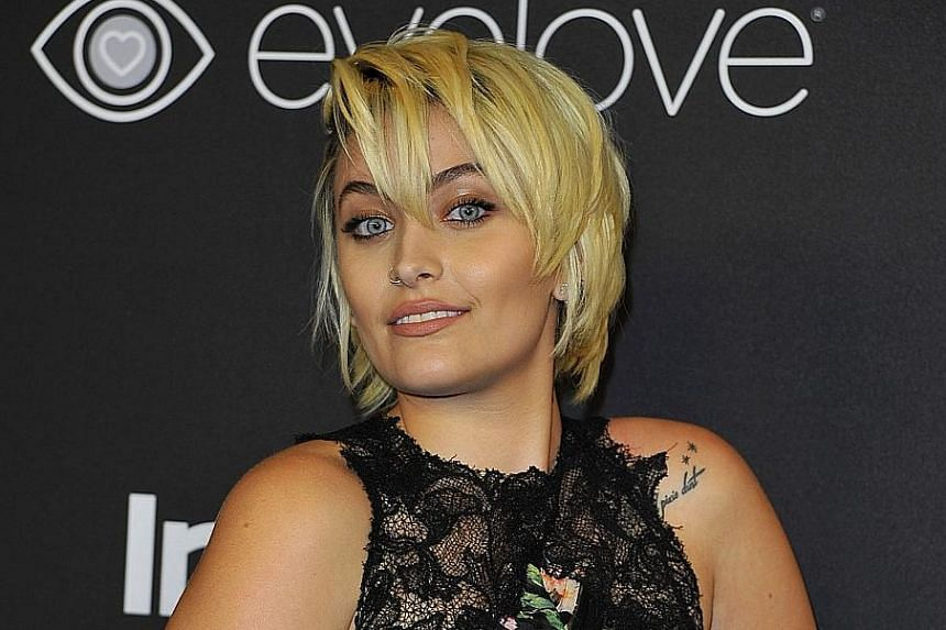 Paris Jackson says she has no doubts that late pop star Michael Jackson is her biological father.