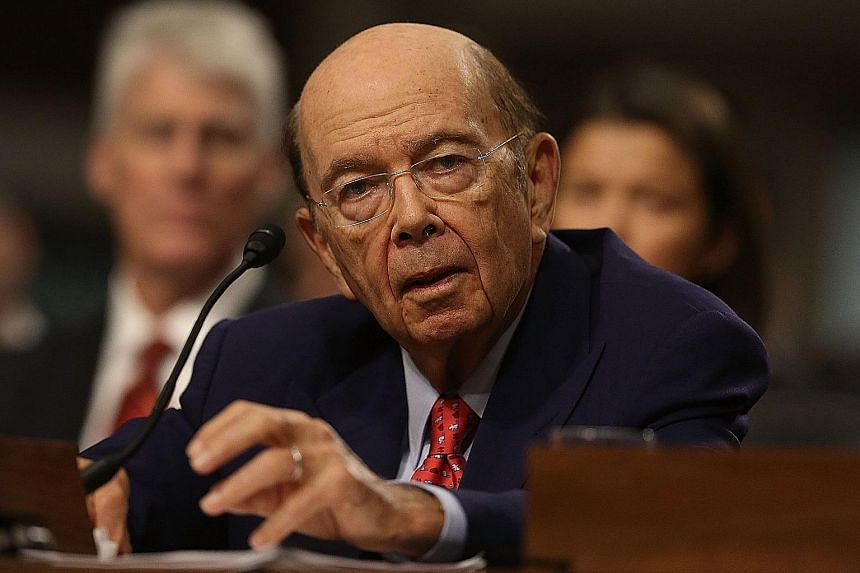Billionaire and private equity investor Wilbur Ross will lead the Commerce Department. Ms Elaine Chao, a former labour secretary, will lead the Transportation Department. Retired surgeon Ben Carson will lead the Department of Housing and Urban Develo