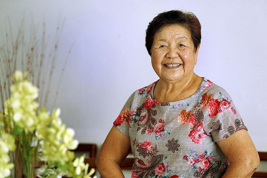 Mrs Yang, who arrived here from Shanghai 70 years ago, tries to speak to her grandkids in Shanghainese to keep the dialect alive. Student numbers for Shanghainese classes at Sam Kiang Huay Kwan dwindled over the years, and the classes were stopped ar