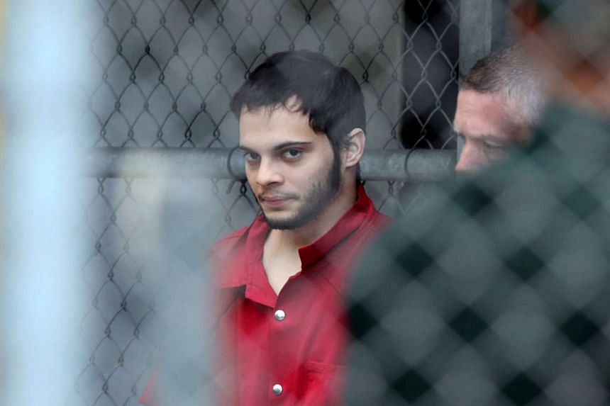 Esteban Santiago, 26, an Iraq war veteran, faces a total of 22 charges for his Jan 6 shooting spree at Fort Lauderdale's international airport.