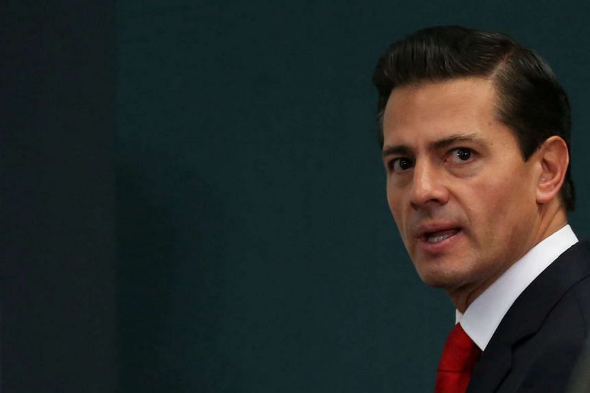 Mexico's President Enrique Pena Nieto has informed the White House he will not be attending the Jan 31 meeting.