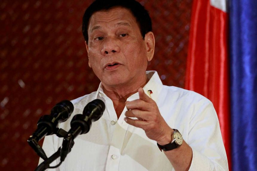 Philippine President Rodrigo Duterte pleaded with the country's Muslim separatist groups to deny sanctuary to militants with links to ISIS.