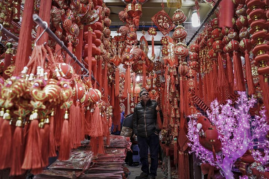 China's policymakers need to ensure there is enough funding in the financial system to meet the seasonal surge in demand for credit ahead of the start of the Chinese New Year holiday this week.