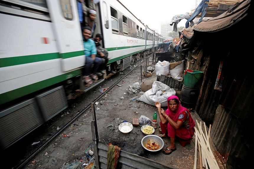 Fatal railway accidents are common in Bangladesh where some 40 per cent of around 2,500 rail crossings are unmanned.
