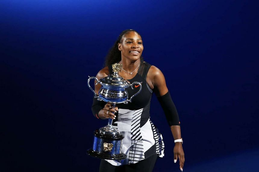 Serena Williams rewrote history on Saturday (Jan 28) to capture a record 23rd Grand Slam title as well as the world No. 1 ranking by beating her sister Venus in the Australian Open final.