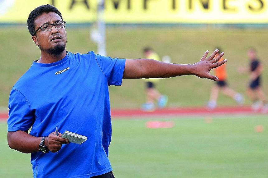 Former Tampines Rovers coach Akbar Nawas says he is finalising discussions on some coaching-related roles.