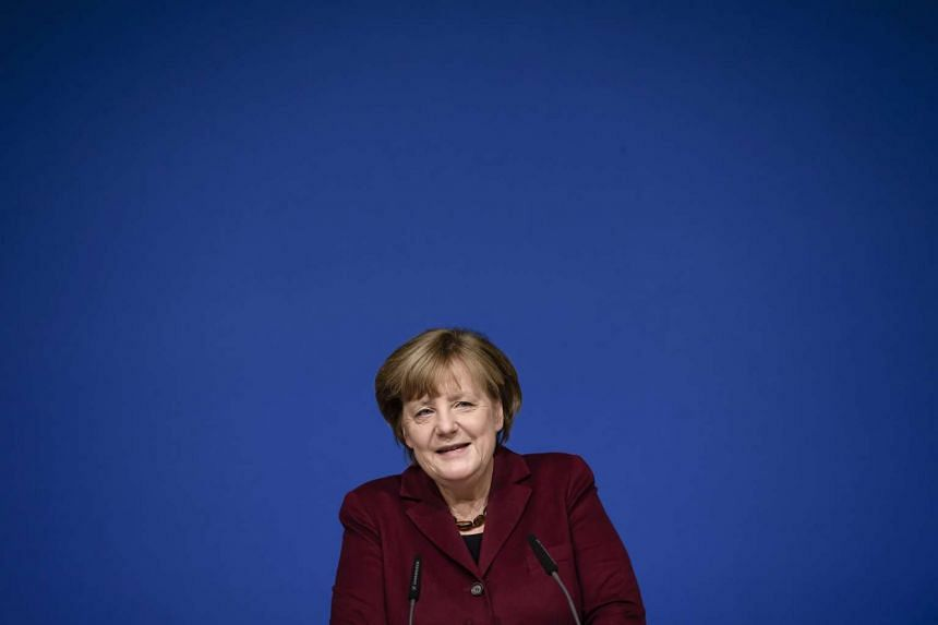 "A spokesman for German Chancellor Angela Merkel said that she sees the immigration ban imposed by US President Donald Trump as ""not justified""."