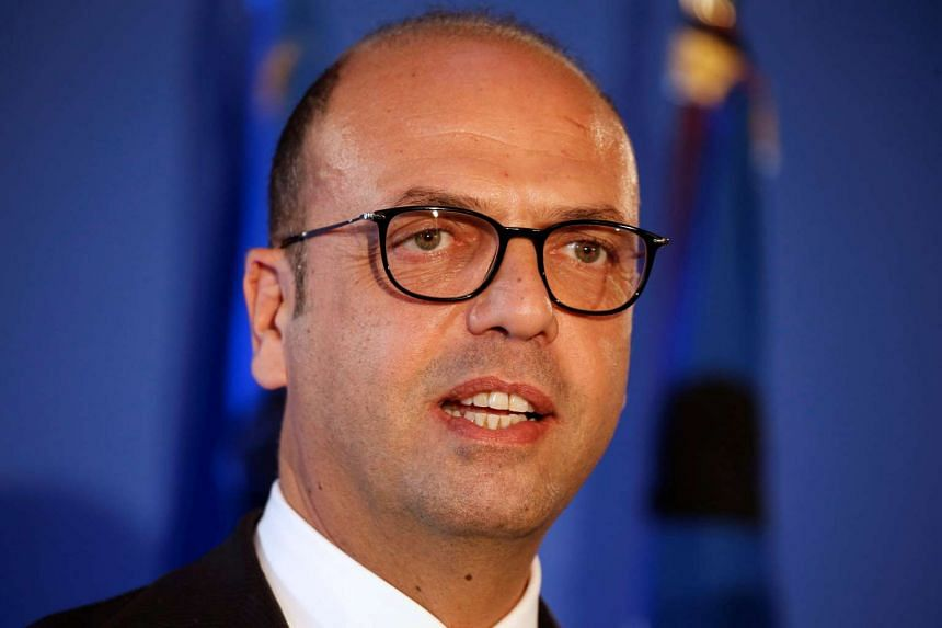 Italian Foreign Minister Angelino Alfano said the EU is in no position to judge US President Donald Trump's migrant ban.