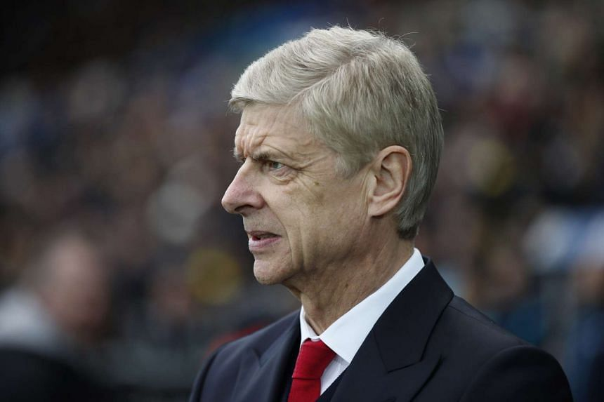 Arsenal manager Arsene Wenger was given a fine of £25,000 (S$44,700) for verbally abusing and pushing Anthony Taylor during the Gunners' Premier League win over Burnley this month.