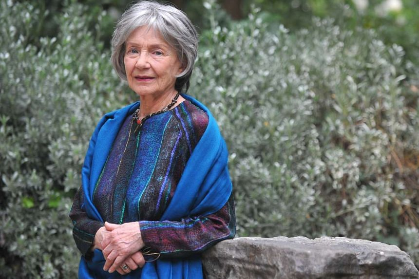 A 2012 photo of French actress Emmanuelle Riva during a photocall for Amour in Rome.