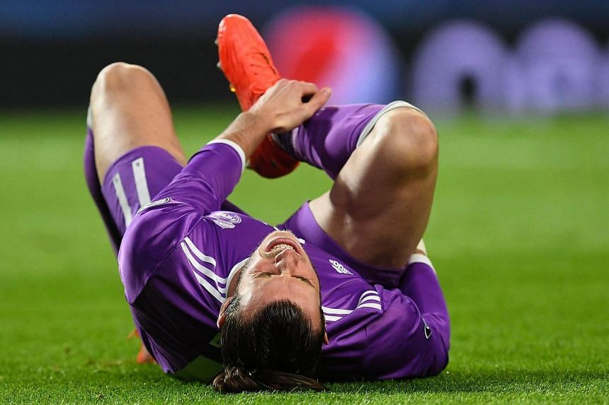 Bale has been out since suffering ankle ligament damage in November and is not expected to return before March.