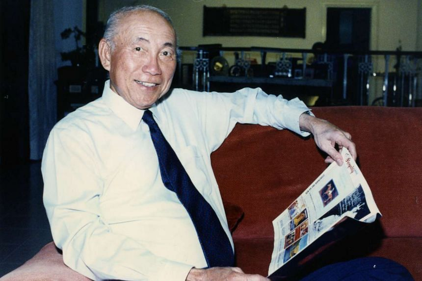 Dr Robert Loh, who was the first president of the National Council of Social Service, died aged 91 on Jan 31, 2017.