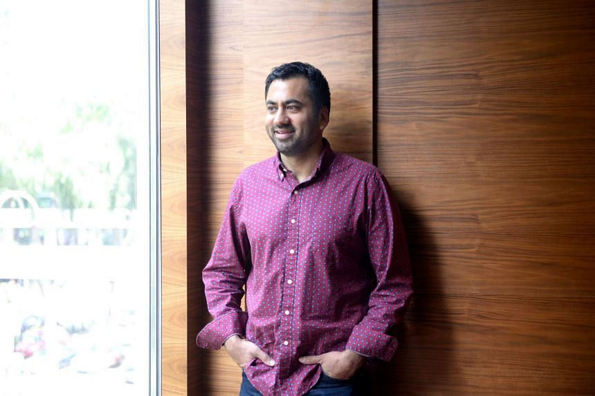 Kal Penn was in Singapore in 2015 to attend the premiere of the docudrama, Bhopal: A Prayer For Rain.