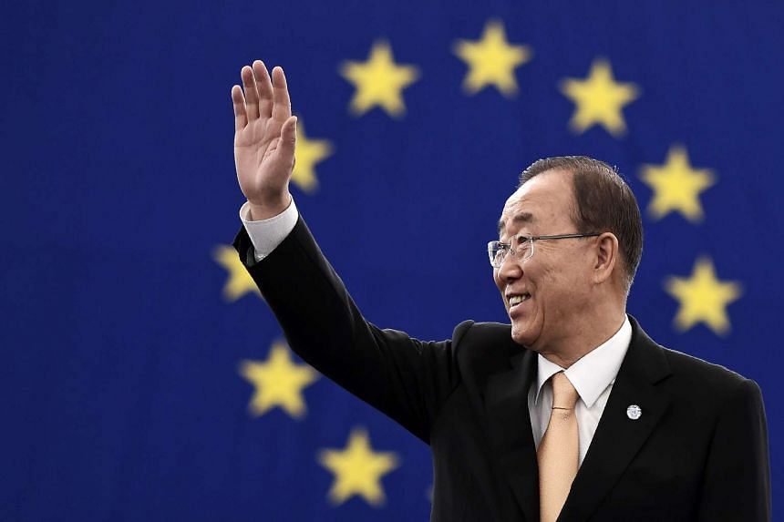 Former UN secretary-general Ban Ki Moon says he will not be running for the office of president of South Korea.