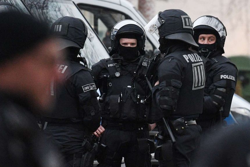 German police have arrested a Tunisian asylum-seeker on suspicion of planning an attack in Germany.