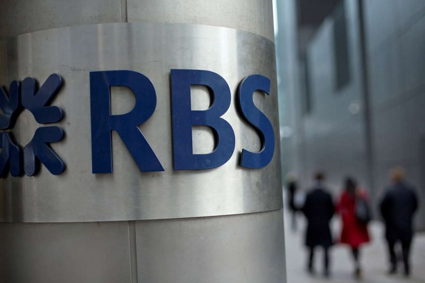 """RBS said it may have to move """"tens"""" of employees from Britain to other offices following Brexit."""