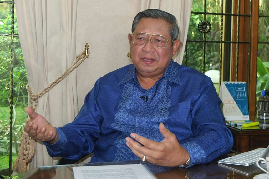 Former Indonesian president Susilo Bambang Yudhoyono said he believed his telephone may have been illegally wiretapped.