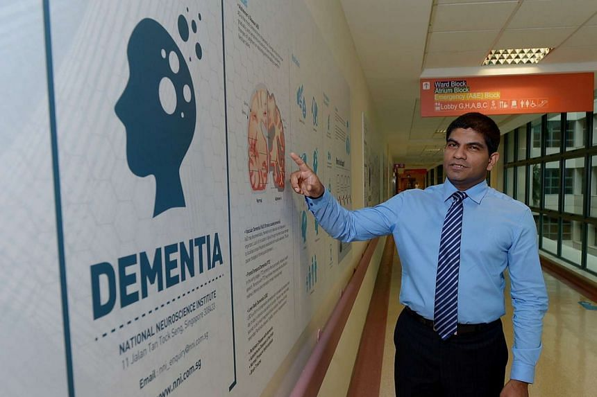 Associate Professor Nagaendran Kandiah, a senior neurologist at the National Neuroscience Institute, said the institute has been seeing more dementia patients, with numbers rising from 1,324 in 2014 to 2,246 last year.