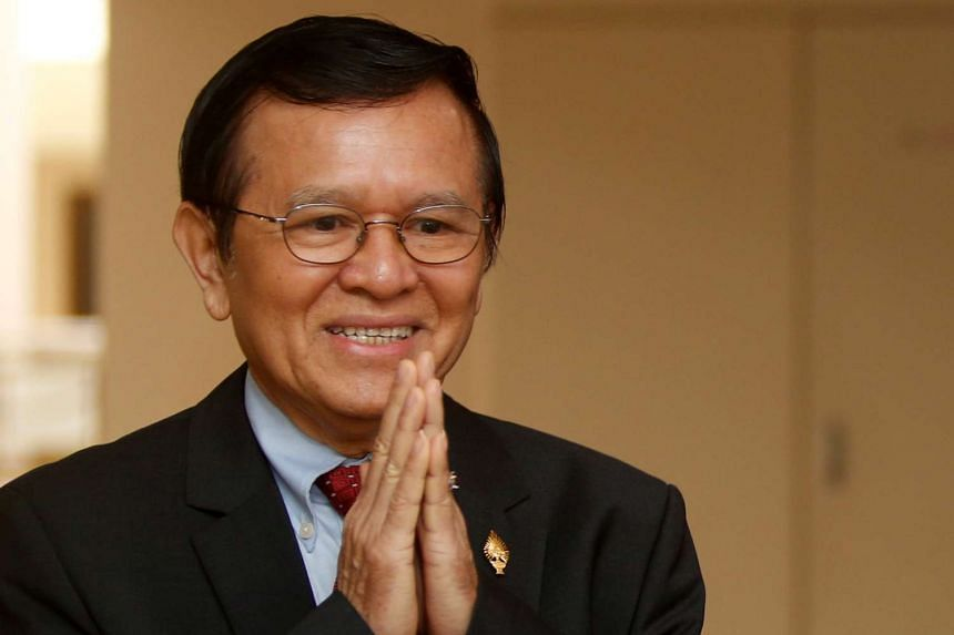 The ruling Cambodian People's Party has a slim majority in Parliament and voted unanimously yesterday (Jan 31) to remove Mr Kem Sokha's minority leader status.