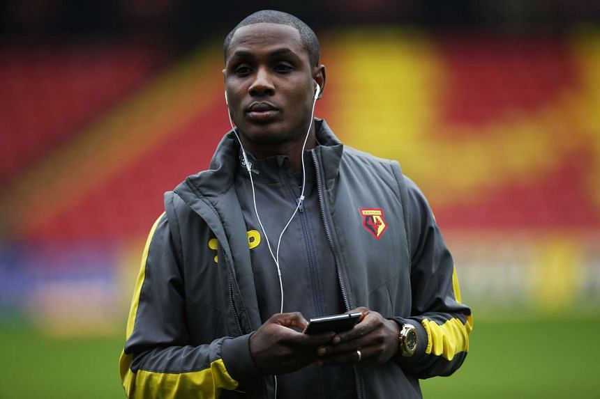 Ighalo, 27, scored 39 goals in 100 appearances for Watford.