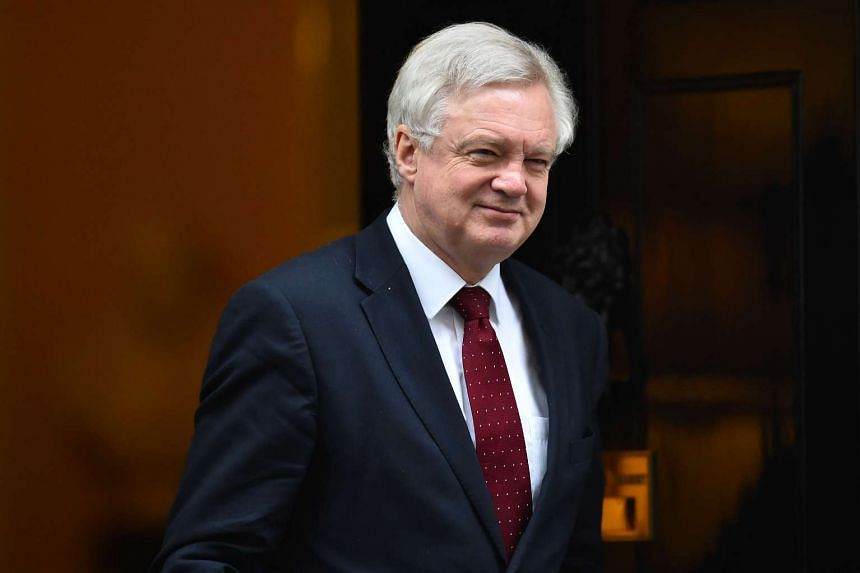 Brexit Minister David Davis presented the Bill to Parliament yesterday (Jan 31), allowing MPs their first discussion on giving the government the power to trigger Article 50 of the EU's Lisbon Treaty, which opens two years of negotiations on leaving