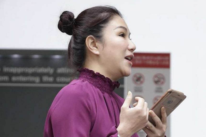 Ho Yow Ping, chief executive officer of Mary Chia Holdings Limited, was fined $2,600 on Wednesday (Feb 1) after she pleaded guilty to employing three foreign women without prior written approval of the Licensing Officer.