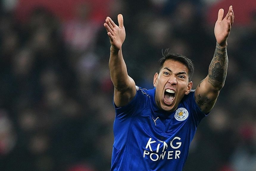 Leicester striker Leonardo Ulloa has been vocal about his demands to leave, with Premier League strugglers Sunderland among his suitors.