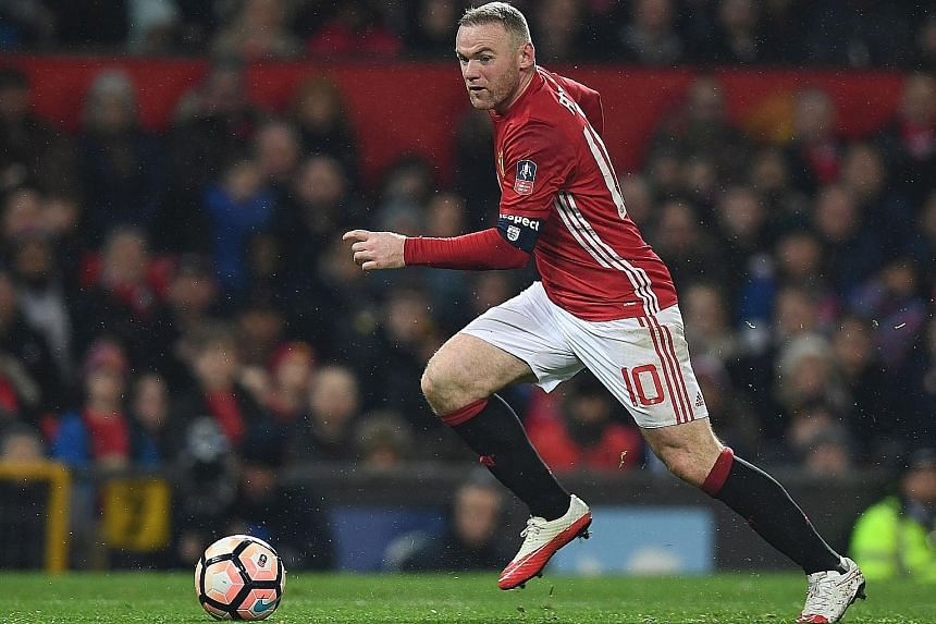 The fact that Wayne Rooney is now United's all-time leading scorer would be a key factor in any potential decision to leave the club.