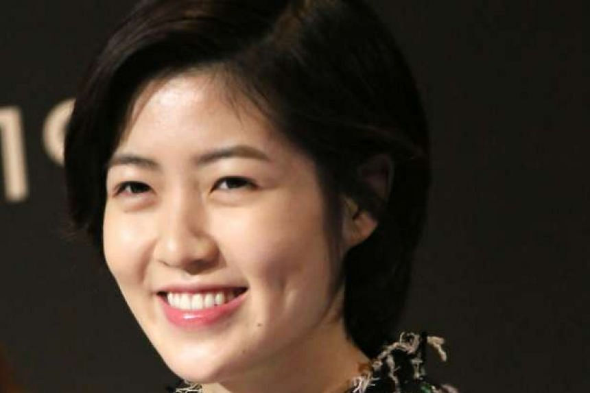 South Korean actress Shim Eun Kyung trained for a month to play Patient Zero in the hit movie, Train To Busan.