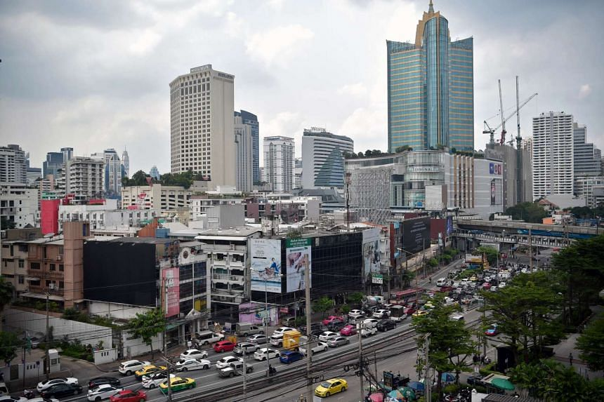 Thai PM Prayut Chan-o-cha envisages Bangkok as a hub for international organisations and convention in the years to come.