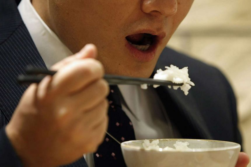 A study by NTU has found that just being made to feel poor can make people want to eat more.