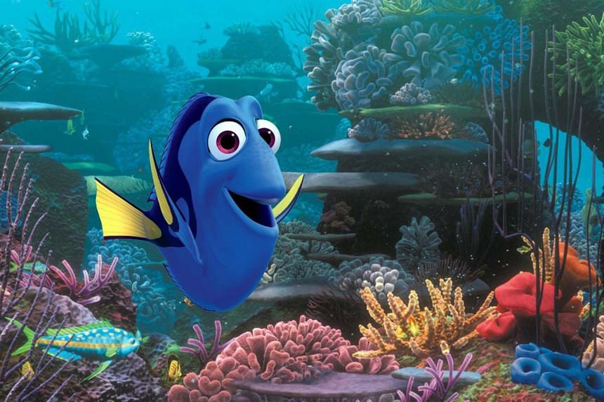 Talk-show host Ellen DeGeneres explained the plot of her hit animated movie Finding Dory on the most recent episode of her show, which aired on Tuesday (Jan 31).