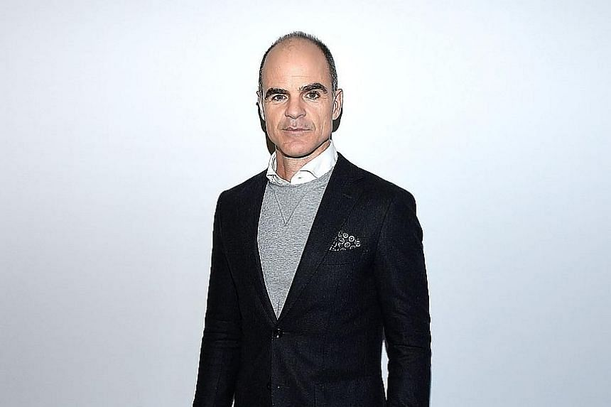 Actor Michael Kelly stars in the new FX/BBC period drama Taboo.