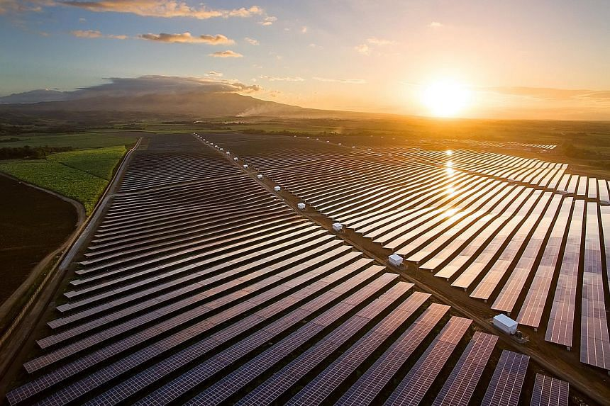 The solar project by Equis in the Philippines. The energy developer, which is based in Singapore, will have another two projects in Australia, bringing its number of renewable energy projects under development and construction to 49.